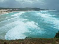 Utsikt över whitsunday, Australien